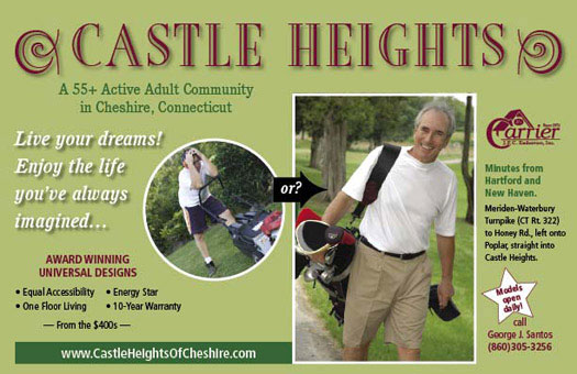 Castle Heights ad